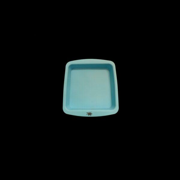 No Goo Silicone 8 inch Square Dish