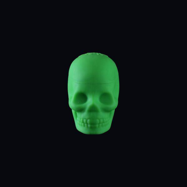 No Goo Skull Silicone Containers
