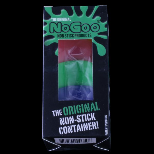 No Goo 5 Pack Asst GLOW Containers