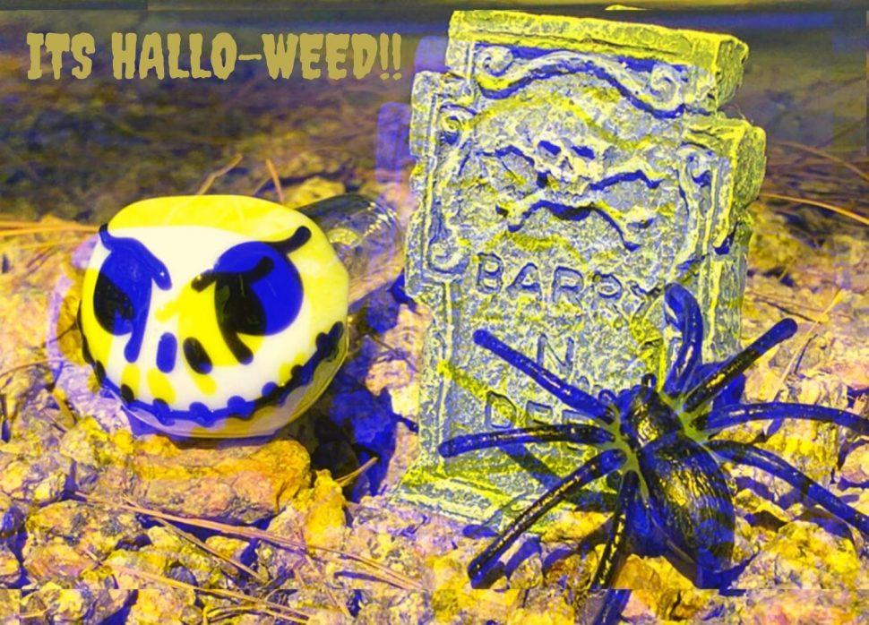 Make your Halloween Lit