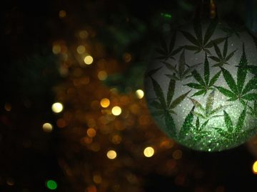 We Wish You a Merry Cannabismas
