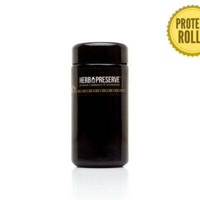 Herb Preserve 1/4 oz Screw Cap Airtight Stash Jar